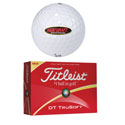 TITLEIST DT TRUSOFT GOLF BALL HEATCRAFT