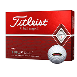 TITLEST (R) DT TRUFEEL  GOLF BALL